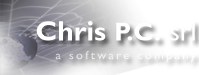Chris P.C. srl - a software company